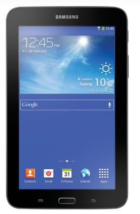 $139.99 Samsung Galaxy Tab 3 Lite 7-Inch 8GB Tablet + $50 Visa Prepaid Card