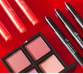 50% Off August's Color Crush, Candy Apple Red @ e.l.f. Cosmetics
