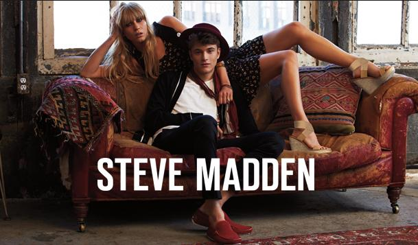 Up to 25% Off Sitewide @ Steve Madden