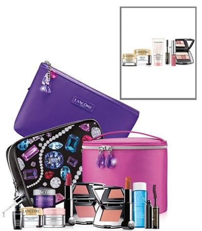 Free 7-piece Gift  (a $102-$124 Value)) with any $35 Lancôme purchase @ macys.com