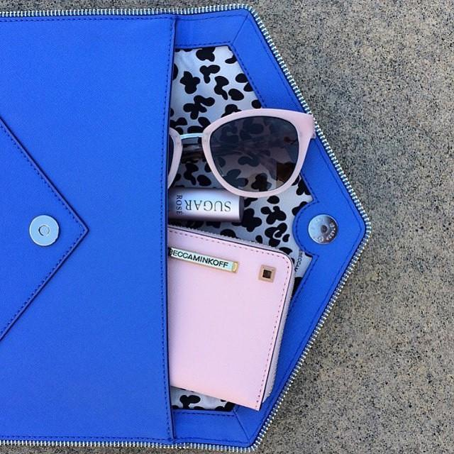 Up to 70% Off Shades of Blue Sale @ Rebecca Minkoff