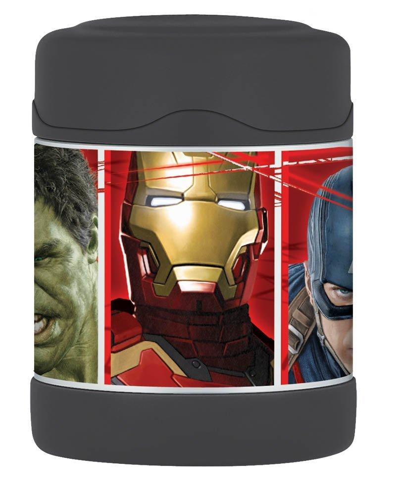 Thermos 10 Ounce Funtainer Food Jar, Avengers