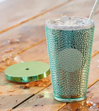 Free Starbucks® Hobnail Cold Cup With Purchase of 32 Count Iced Coffee or Iced Tea K-Cup @ Starbucks