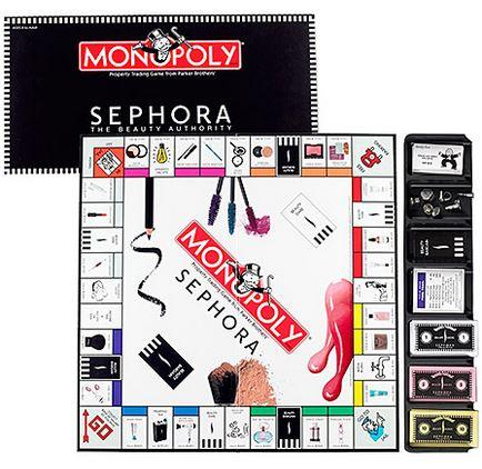 Limited Edition SEPHORA MONOPOLY Game @ Sephora.com