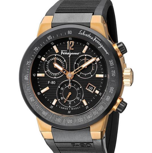 Extra 20% Off for Prime Salvatore Ferragamo - Men's Watches