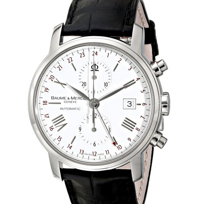 Extra 20% Off for Prime 10% Off or More - Baume & Mercier Men's Watches