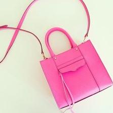 Up to 70% Off Pink Collection @ Rebecca Minkoff