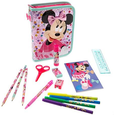 $14.95 Zip-Up Stationery Kit @ Disney Store