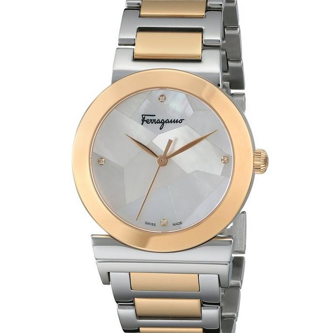 Extra 20% Off only for Prime Salvatore Ferragamo - Women's Watches