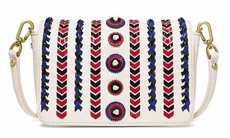 EMBELLISHED-STITCH MINI BAG @ Tory Burch
