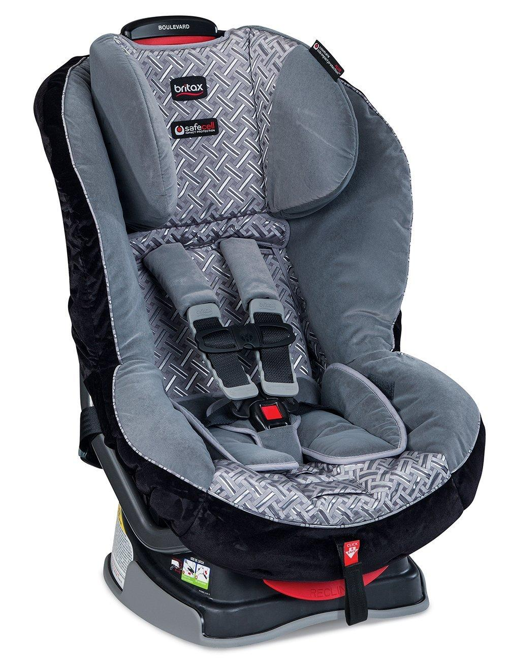 20% Off + Get $30 Gift Card + Free Shipping Select Britax Convertible Car Seat Sale @ Amazon.com