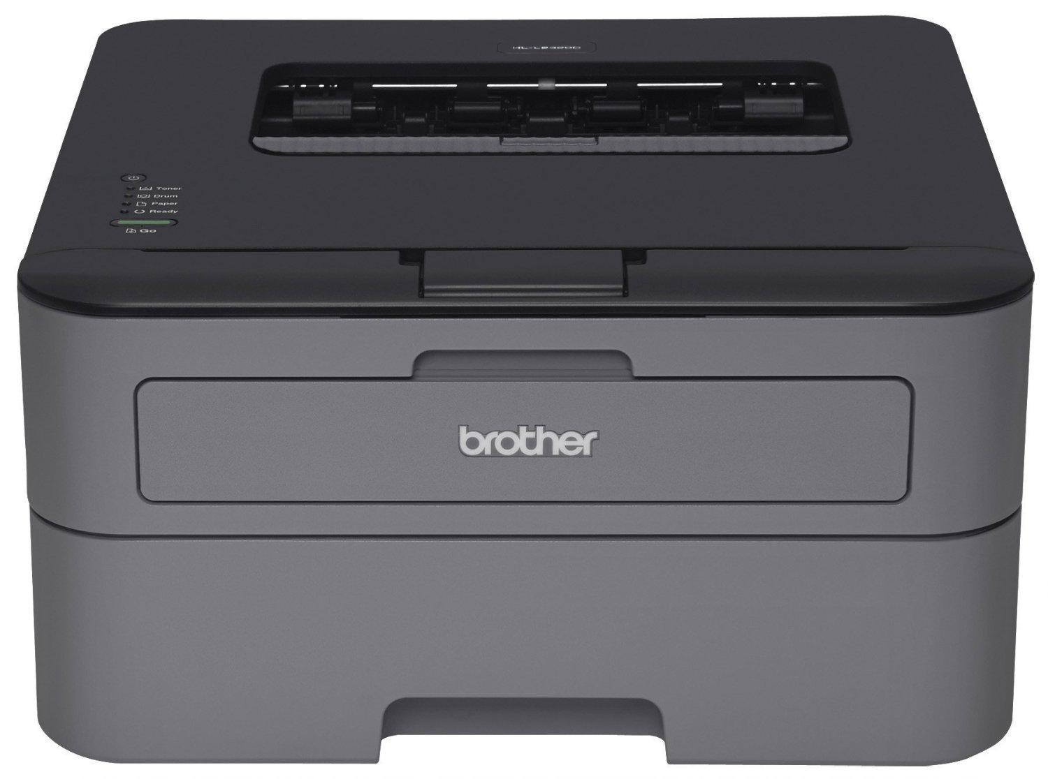 $39.99 Brother HL-L2300D Monochrome Laser Printer