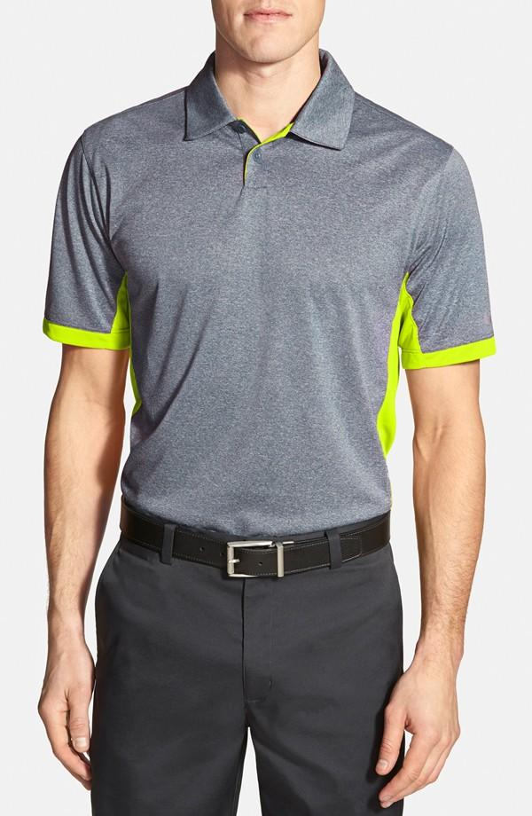Nike 'Victory Block' Dri-FIT Golf Polo