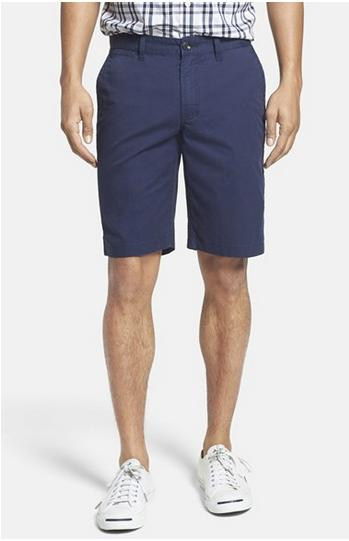 1901 'Eastport' Slim Fit Shorts