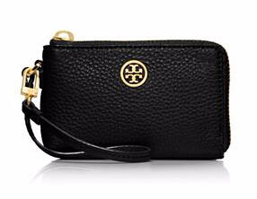 Tory Burch ROBINSON Pebbled Convertible Wristlet