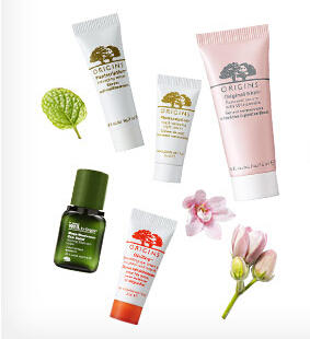 Free 5 Minis with Orders Over $35 @ Origins