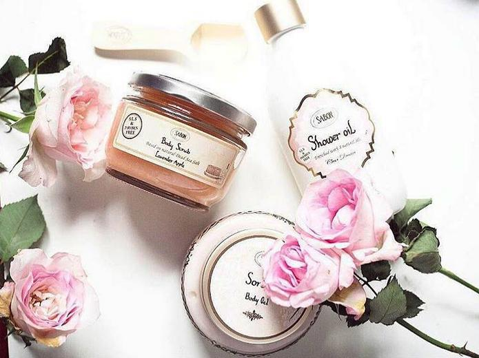 Up to 20% Off All Orders @ Sabon