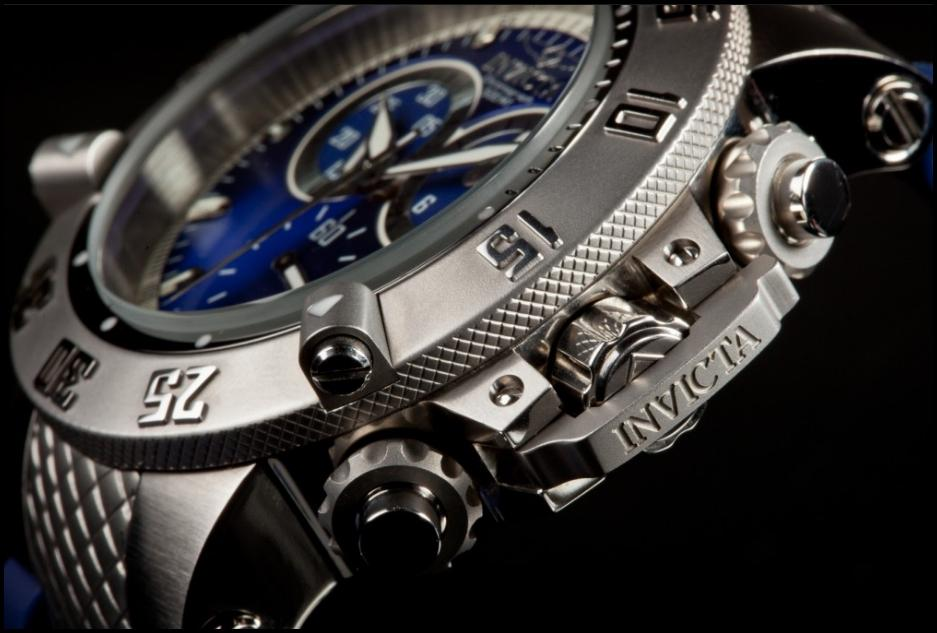 Up to 88% Off + Extra 10% off Invicta Watches @ WorldofWatches.com