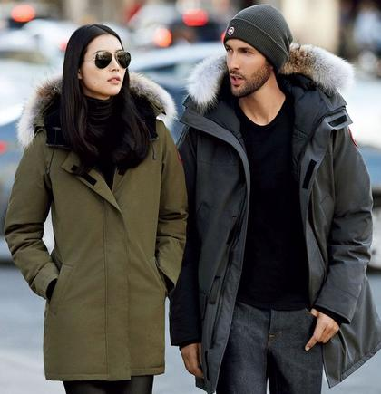 Up to 35% Off + Up to Extra 35% Off Canada Goose Women's Coats @ Neiman Marcus