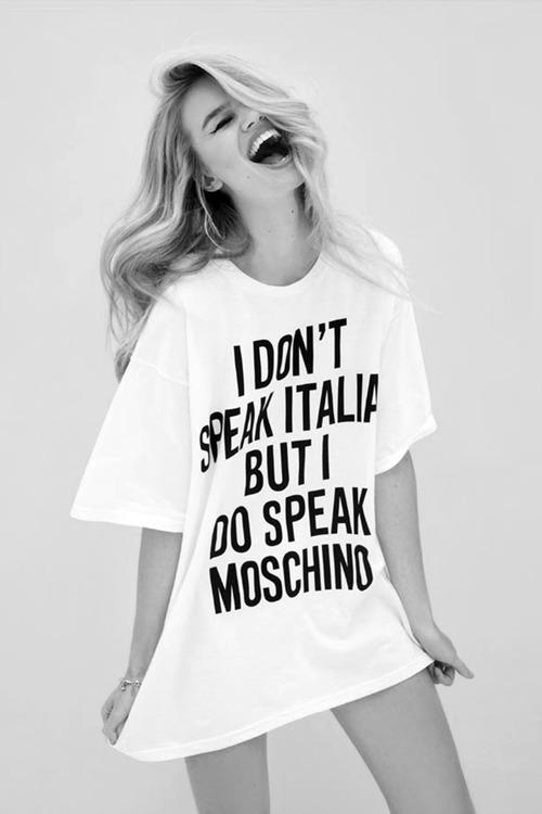 Up to 55% Off +  Extra 30% Off Selec Moschino Apparel @ Farfetch