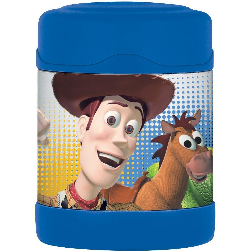 Thermos FUNtainer Food Jar, Toy Story 3, 10 Ounce: