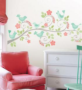 Up to 40% Off WallPops! On Sale @ Zulily.com