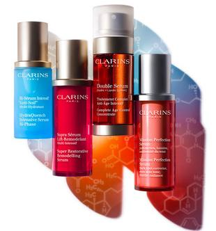 Free $30 OffClarins Voucher @ Gilt City
