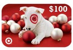 $100 Target GiftCard™ - US Mail Delivery