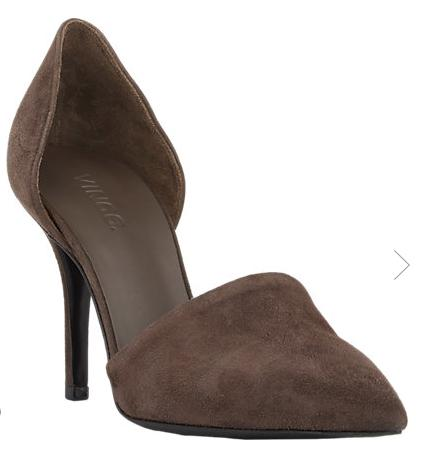 Vince Claire d'Orsay Pumps @ Barneys Warehouse