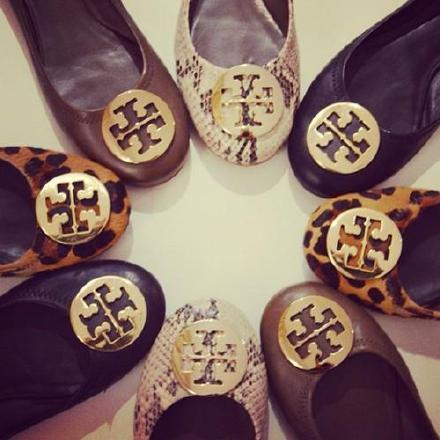 Up to 40% Off TORY BURCH BALLET FLAT @ TORY BURCH
