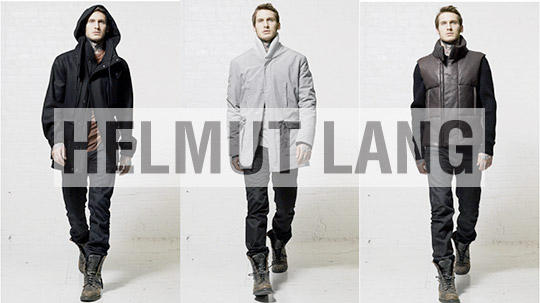 Up to 50% Off + Extra 75% Off Select Helmut Lang Men's Clothes @ Barneys Warehouse