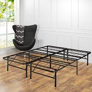 Sleep Master SmartBase Mattress Foundation/Platform Bed Frame, Queen
