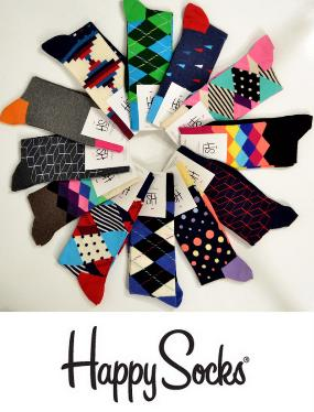 Up to 65% Off Happy Socks @ Nordstrom Rack