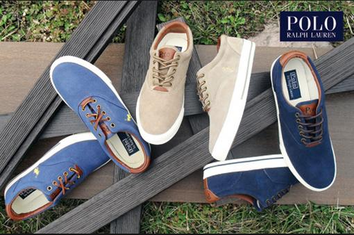 Up to 75% Off Men's Shoes Sale @ Ralph Lauren