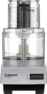 Cuisinart DLC-10SBC 7 Cup Pro Classic Food Processor, Brushed Chrome