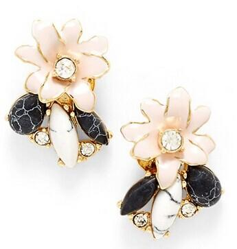50% Off Kate Spade 'glossy petals' Jewelry @ Nordstrom