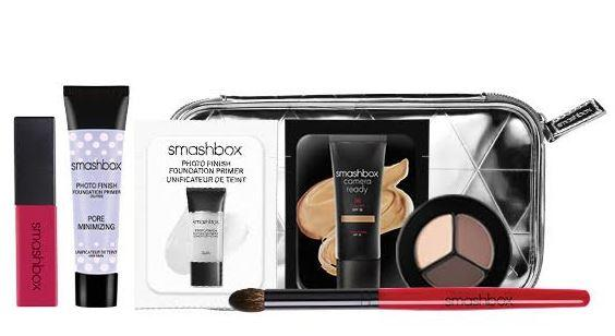Dealmoon Exclusive! Free 5-pcs Gift with $25 Orders @ Smashbox Cosmetics