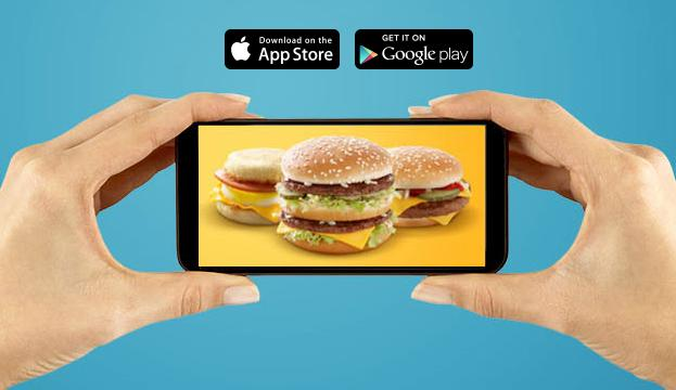 FREE Sandwich via APP A breakfast or Regular Menu Sandwich @ McDonald's