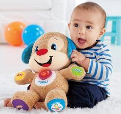 $13.88 Fisher-Price Laugh and Learn Smart Stages Puppy @ Walmart.com