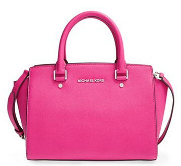 MICHAEL Michael Kors 'Medium Selma' Zip-Top Satchel