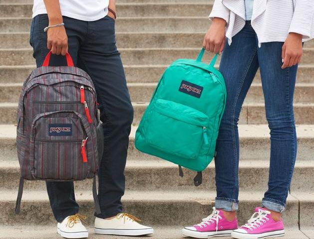 Up to 65% Off + Extra 20% Off Back to School Super Sale @ eBags