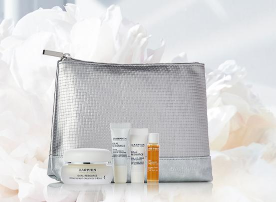 5-piece Anti-Aging Gift + free shipping With Any purchase over $125 @ Darphin