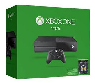 $399 1TB Xbox One + Halo: The Master Chief Collection Bundle