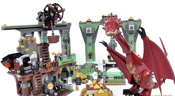 LEGO Hobbit 79018 The Lonely Mountain