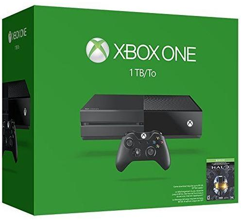 $349.99 Microsoft Xbox One Halo: The Master Chief Collection 1TB Bundle
