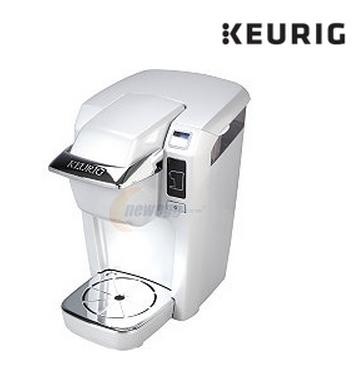 Keurig K10 Mini Plus Coffee Brewing System Platinum