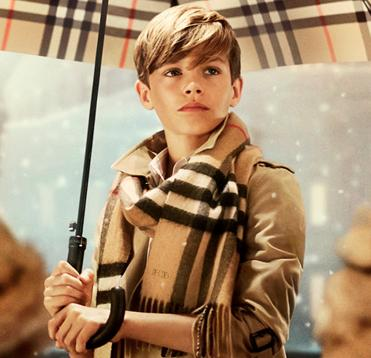 Up to $300 Gift Card with Burberry Childrenswear Purchase @ Neiman Marcus
