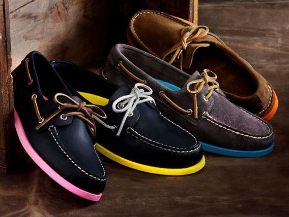 Up to 50% Off Sperry Top-Sider Boat Shoes @ 6PM.com