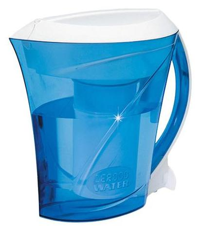 ZeroWater ZD013W 8-Cup Filtration Pitcher
