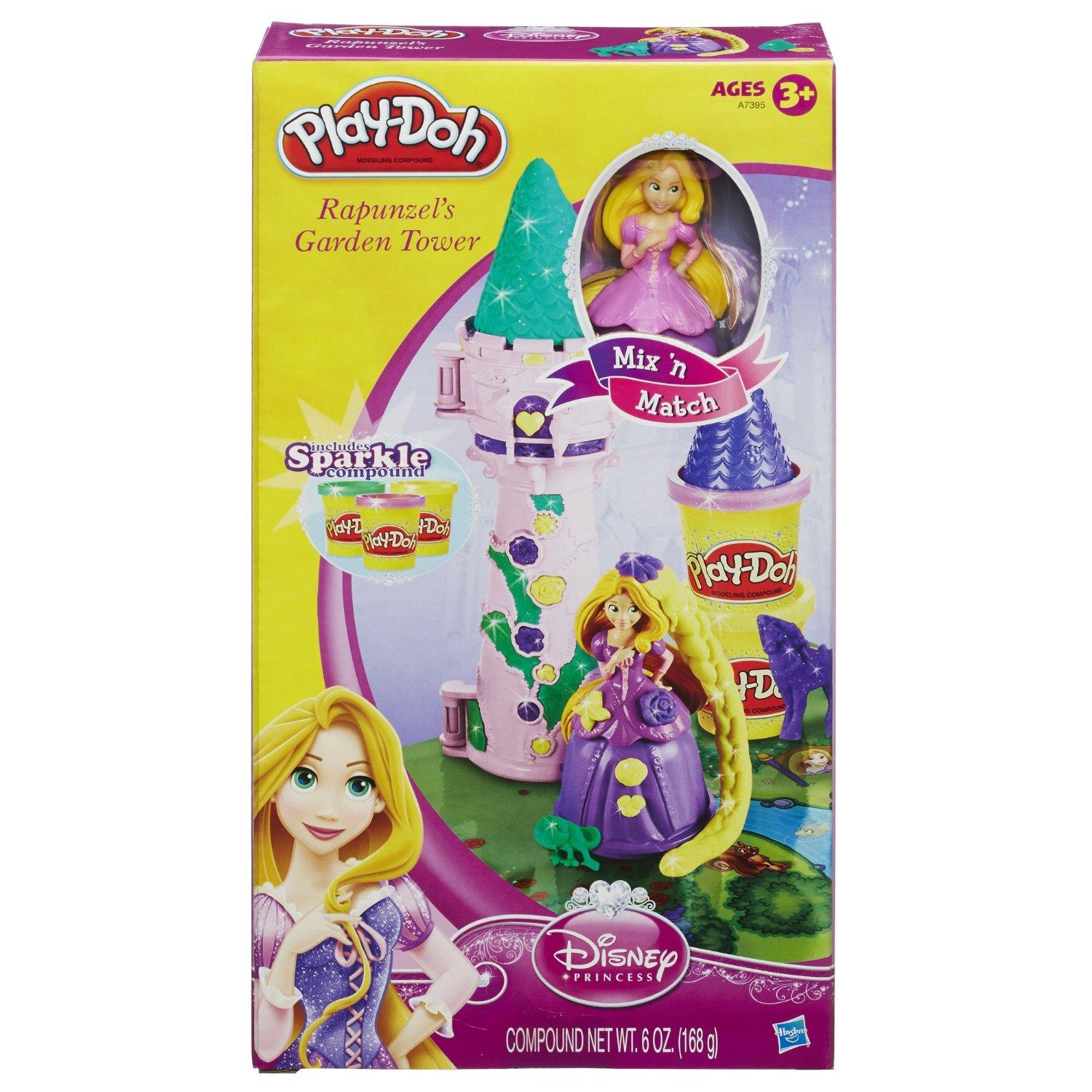 Play-Doh Disney Princess Rapunzel's Tower